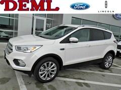 2018 Ford Escape Titanium 4x4 SUV