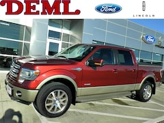2014 Ford F-150 King Ranch SuperCrew 4x4 Truck