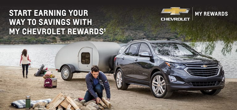 My Chevrolet Rewards Caldwell Country Chevrolet