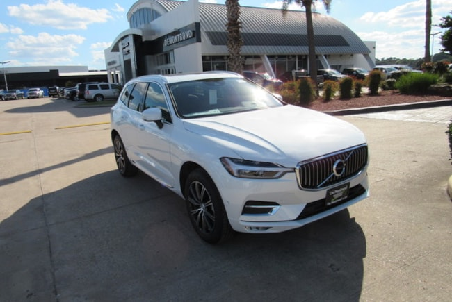 New 2019 Volvo XC60 T5 Inscription SUV for sale in Houston, TX