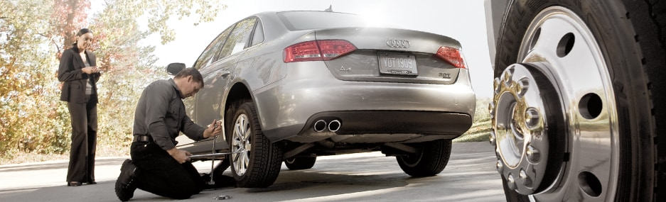 audi 24 hour roadside assistance new jersey