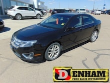 2010 Ford Fusion SEL 2.5L I4, CLOTH, B/TOOTH, LOADED Sedan