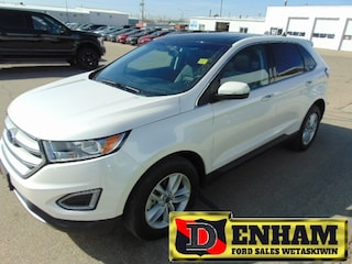 Used 2018 Ford Edge SEL 2.0L ECOBOOST, M/ROOF, NAV, CANADIAN TOURING P SUV 2FMPK4J99JBB91376 in Wetaskiwin, AB
