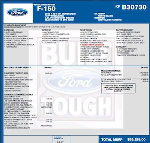 2019 Ford F-150 XLT 3.5L ECOBOOST, MAX TR TOW, XTR PACKAGE, REMOTE START