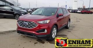 2019 Ford Edge SEL 2.0L ECOBOOST, NAV, MOONROOF, ADAPTIVE CRUISE, SUV