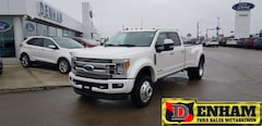 2019 Ford F-450 LIMITED DUALLY LIMITED  Truck Crew Cab