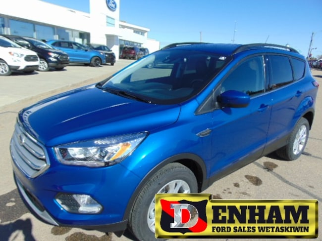 New 2019 Ford Escape SEL 1.5L ECOBOOST, LANE KEEPING SYSTEM, ADAPTIVE C SUV in Wetaskiwin