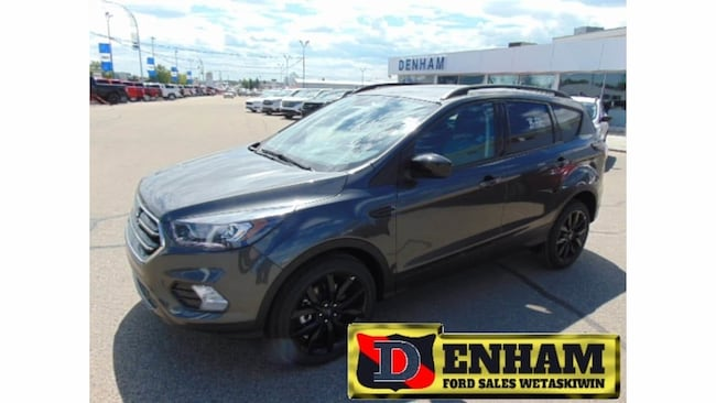 New 2018 Ford Escape SE 1.5L ECOBOOST, SPORT APPEARANCE PACKAGE SUV in Wetaskiwin