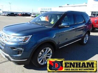 2019 Ford Explorer LIMITED 2.3 ECOBOOST, M/ROOF, ADAPT CRUISE, LOADED SUV