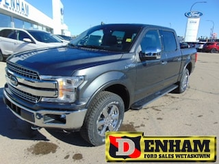2019 Ford F-150 LARIAT 2.7L ECOBOOST, CHROME PACKAGE, NAV, BLIND S Truck SuperCrew Cab