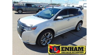 2014 Ford Edge SPORT 3.7L, NAV, LEATHER, 22 INCH TIRES /WHEELS SUV