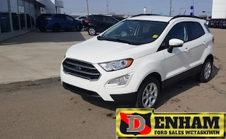 New 2019 Ford EcoSport SE 2.0L NAVIGATION, 4G WIFI MODEM, REMOTE START, C SUV MAJ6S3GL0KC255082 in Wetaskiwin, AB