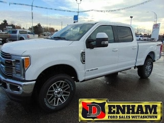 New 2019 Ford F-350 LARIAT DIESEL NAV, POWER RUNNING BOARDS, TAILGATE Truck Crew Cab 1FT8W3BT5KEC71930 in Wetaskiwin, AB