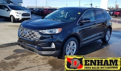 2019 Ford Edge SEL 2.0L ECOBOOST, NAV, M/ROOF, CO PILOT 360 ASSIST, HEATED STEERING WHEEL SUV