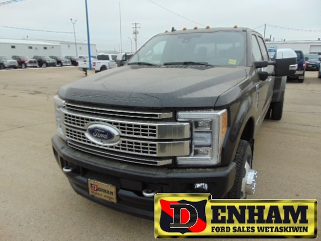New 2019 Ford F-350 For Sale in Wetaskiwin AB | VIN: 1FT8W3DT6KEE30144