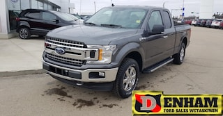 2019 Ford F-150 XLT 5.0L ENGINE, XTR PKG, REMOTE START, TRAILER TO Truck SuperCab Styleside
