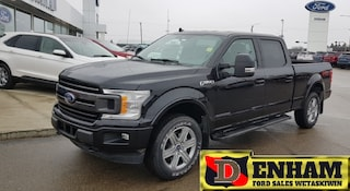 New 2019 Ford F-150 XLT Truck SuperCrew Cab 1FTFW1E48KFB30781 in Wetaskiwin, AB