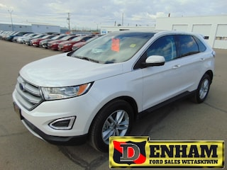 Used 2018 Ford Edge SEL 2.0L ECOBOOST CANADIAN TOURING PKG, M/ROOF, NAV SUV 2FMPK4J99JBC21525 in Wetaskiwin, AB