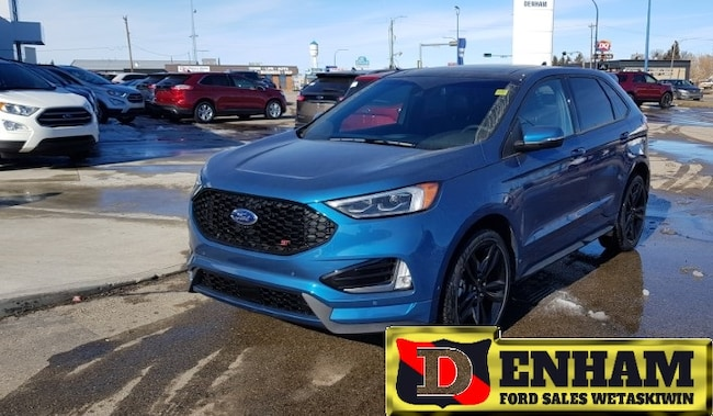 New 2019 Ford Edge ST SUV in Wetaskiwin