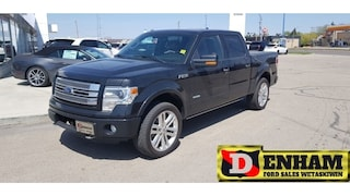 2013 Ford F-150 LIMITED 3.5L ECOBOOST, LEATHER, M/ROOF, NAV, FULL Truck SuperCrew Cab