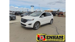 2015 Ford Edge SPORT 2.7L GTDI, NAV, M/ROOF, LEATHER, B/TH,LOADED SUV