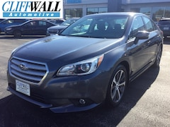 Certified 2017 Subaru Legacy 3.6R Limited with Sedan 4S3BNEN68H3028661 in Green Bay, WI