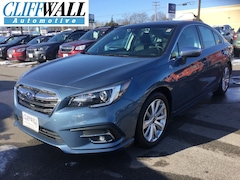 Certified 2018 Subaru Legacy 2.5i Limited Sedan 4S3BNAN67J3025149 in Green Bay, WI