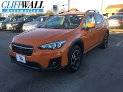 Certified 2018 Subaru Crosstrek 2.0i Premium with SUV JF2GTADC6JH250976 in Green Bay, WI