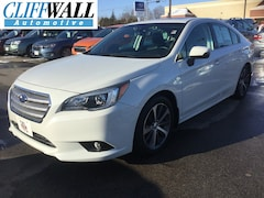 Certified 2017 Subaru Legacy 3.6R Limited with Sedan 4S3BNEN64H3060040 in Green Bay, WI