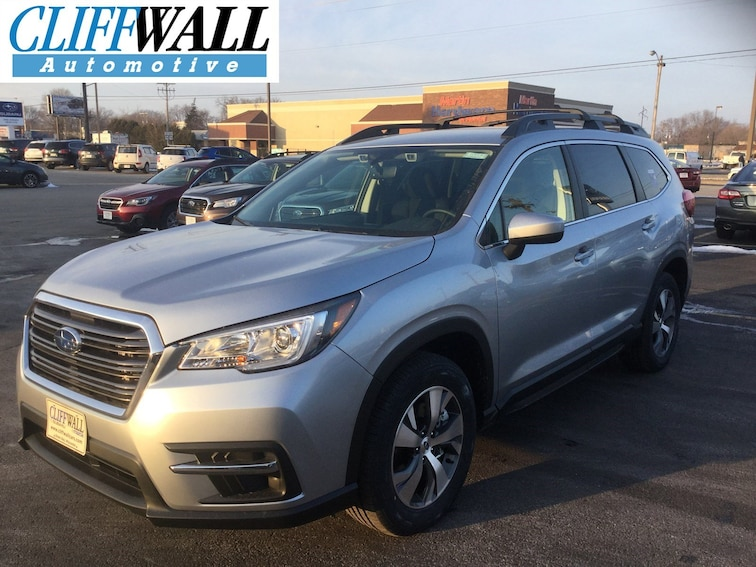 New 2019 Subaru Ascent Premium 7-Passenger SUV In Green Bay