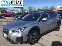 Certified 2018 Subaru Crosstrek 2.0i Premium with SUV JF2GTADC6JH284965 in Green Bay, WI