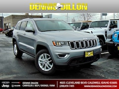 New 2017 Jeep Grand Cherokee Laredo Sport Utility in Caldwell