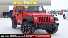 New 2017 Jeep Wrangler JK SOLD!!! Sport Utility in Caldwell