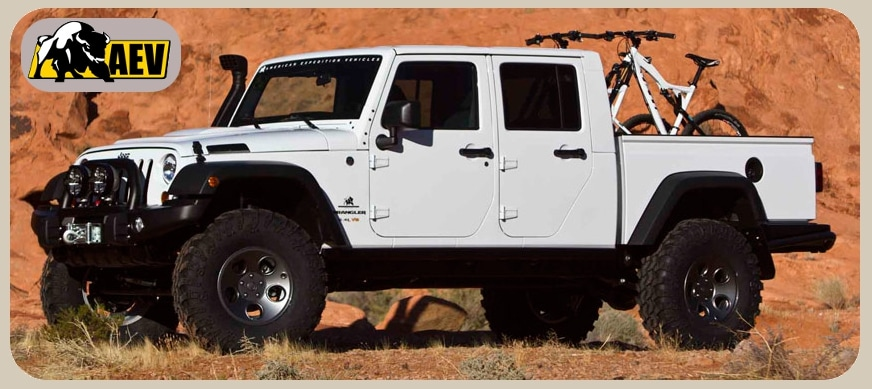 Dennis Dillon Jeep >> AEV Brute | Jeep Pickup | Dennis Dillon Chrysler Jeep Dodge