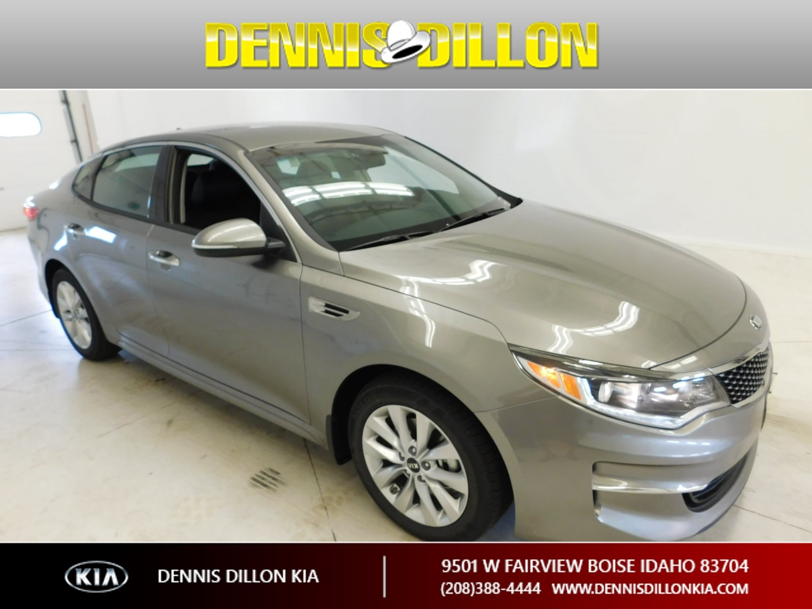 Dennis Dillon Gmc >> Dennis Dillon Kia | New Kia dealership in Boise, ID 83704