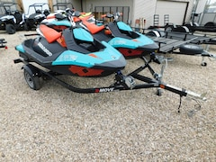 2017 SEA-DOO Move2 Spark Trailers