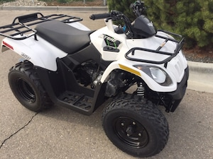2018 Arctic CAT Alterra