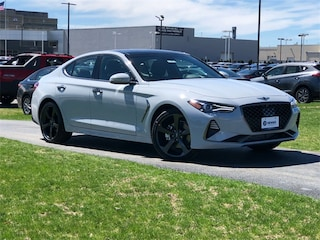 2019 Genesis G70 2.0T Sport Sedan