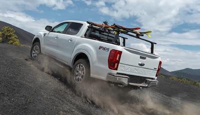 2020 Ford Ranger Enhanced Traction