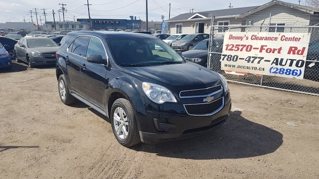 2013 Chevrolet Equinox LS Easy Finance Low Payments SUV