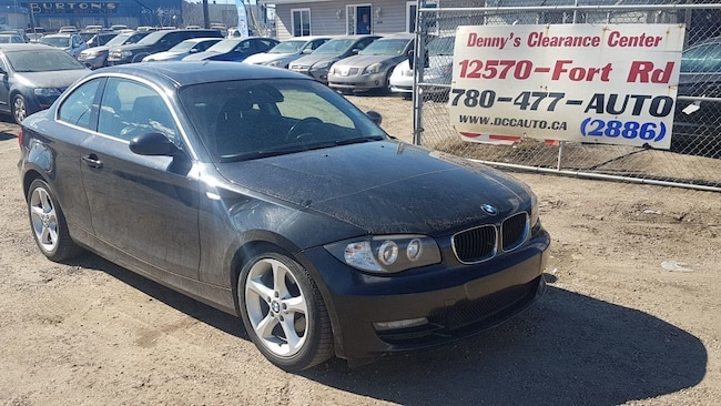 2008 BMW 128I LEATHER-ROOF-NO ACCIDENTS-LOW MONTHLY PAYMENT Coupe