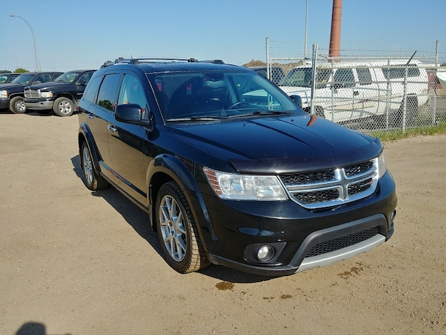 2014 Dodge Journey 3.6L V6 AWD R/T Leather DvD BCamera! SUV