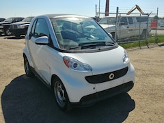2014 smart fortwo Pure 1.0L Be Smart Save On Fuel! Leather!! Coupe