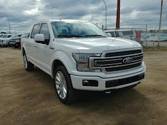 2018 Ford F-150 Limited 3.5L Turbo Heated/Cooled 360* Camera Pano! Truck SuperCrew Cab