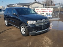 2013 Dodge Durango AWD 7 Passenger  Auto Easy Finance Low Payments SUV