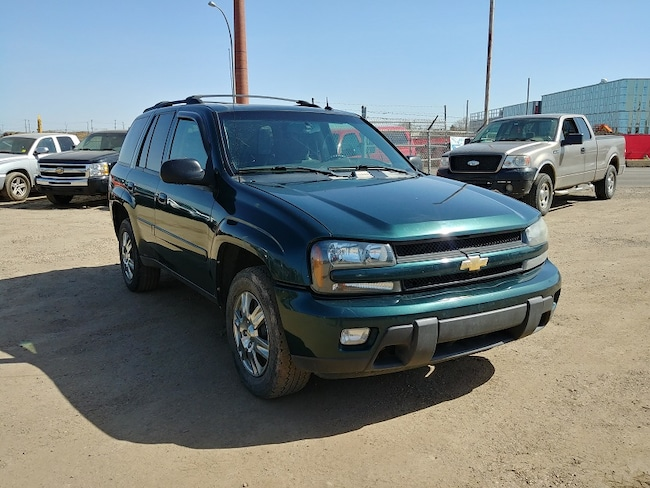 2005 Chevrolet TrailBlazer LT 4.2L V6 4x4!! Low KM'S & Warranty! SUV