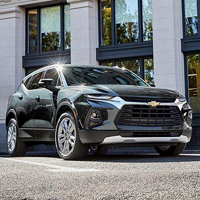 New Chevy Blazer >> New Chevrolet Blazer In Colonie Ny Denooyer Chevrolet
