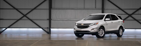 New Chevrolet Equinox in Colonie, NY | DeNooyer Chevrolet