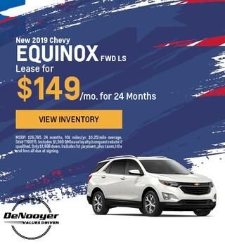 2019 Chevy Equinox