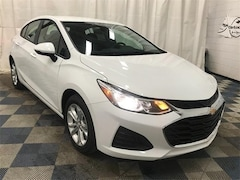 New 2019 Chevrolet Cruze LS Hatchback in Colonie, NY